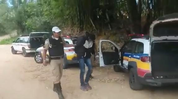 Quadrilha é presa por roubar caminhão com eletroeletrônicos e fazer motorista refém em Oliveira
