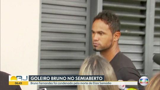 Ex-goleiro do Flamengo Bruno Fernandes vai para o semiaberto