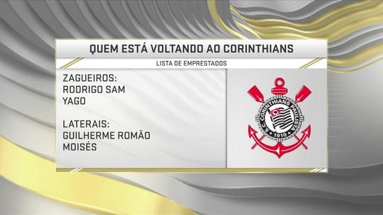 Seleção analisa quem está voltando ao Corinthians em 2019
