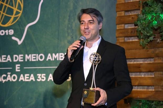 Caique Ferreira, diretor da Renault (Foto: AEA)