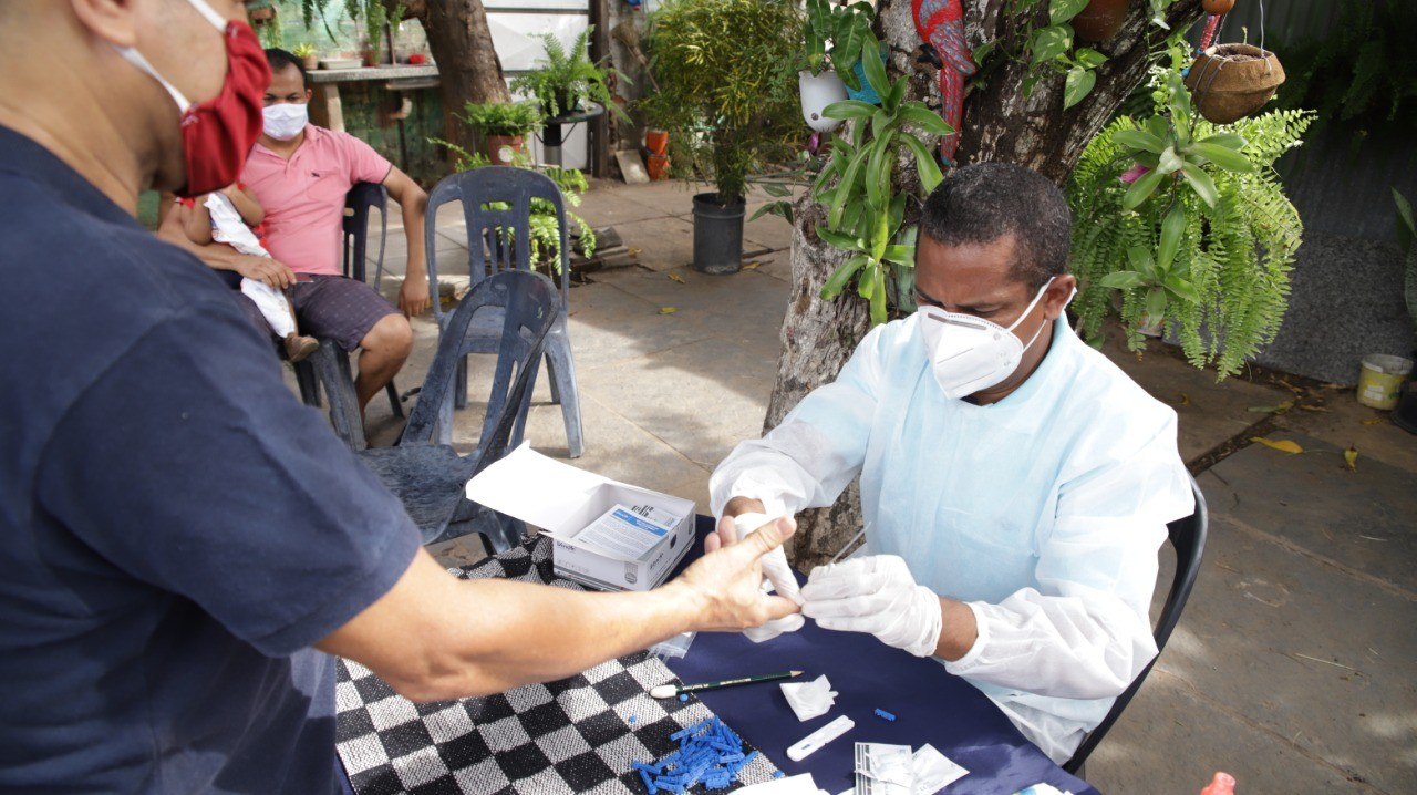 Três índios Guajajara testaram positivo para a Covid-19 em Teresina