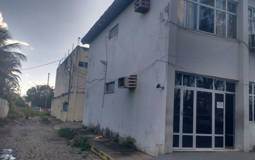 Presos fugiram da carceragem da Delegacia de Senhor do Bonfim (Foto: Divulgação /Polícia Civil)