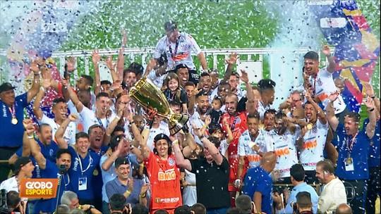 Corinthians campeão paulista: veja a edição especial do Globo Esporte SP