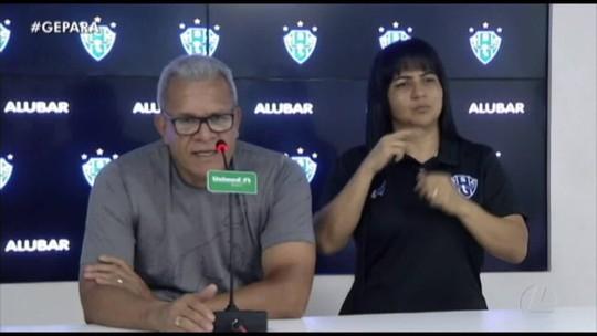 Paysandu vai com time misto contra o Nacional-AM