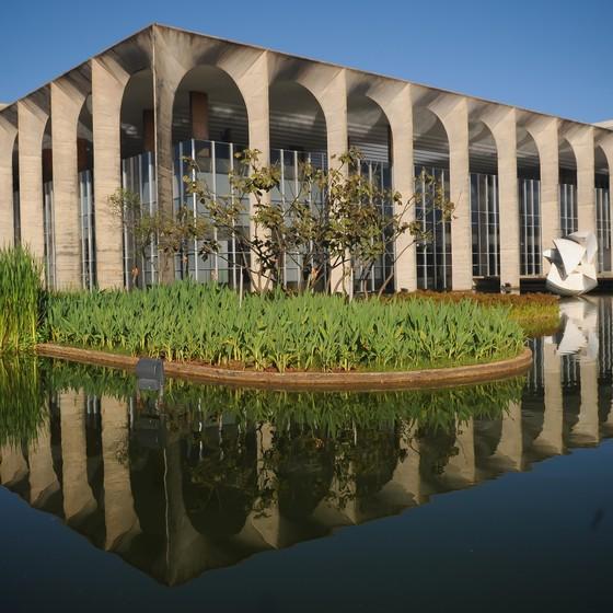 Palácio Itamaraty  (Foto: Ana de Oliveira/AIG-MRE)