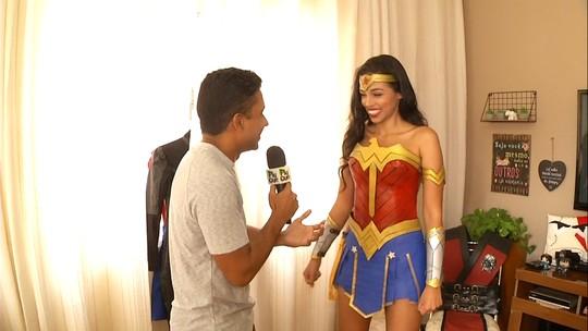 Conheça personagens que produzem suas próprias roupas de cosplay
