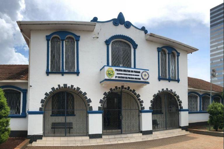 Colégio da Polícia Militar oferece 180 vagas para seleção de alunos, em Foz do Iguaçu
