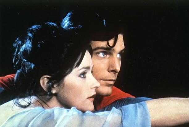 A atriz Margot Kidder em cena de Superman (1978) (Foto: Reprodução)