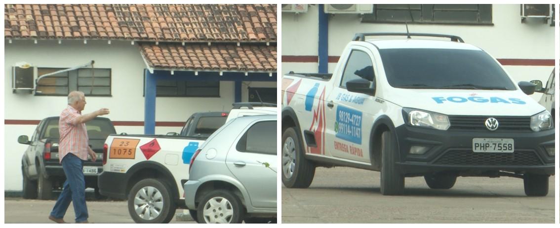 Ex-governador de RR usa carro de distribuidora de gás para retirar tornozeleira eletrônica - Notícias - Plantão Diário