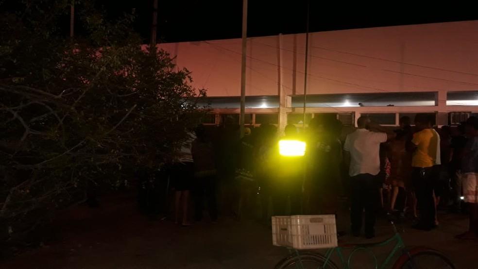 Mulher é morta próximo à rodoviária de Petrolina — Foto: Reprodução / redes sociais