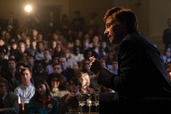 Hugh Jackman em The Front Runner (Foto: Divulgação)