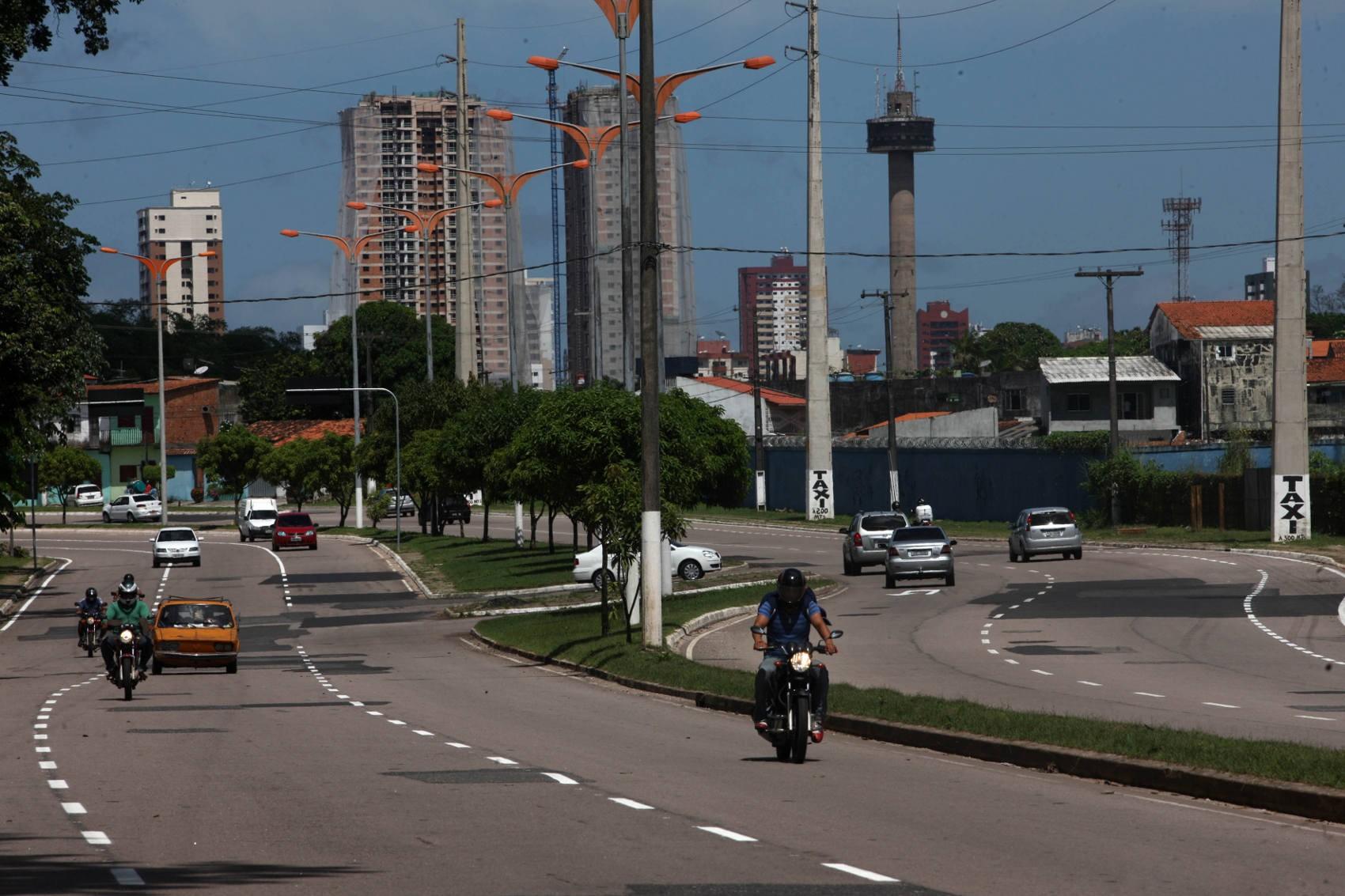 Semob interdita trecho da João Paulo II neste domingo para evento esportivo em Belém - Notícias - Plantão Diário