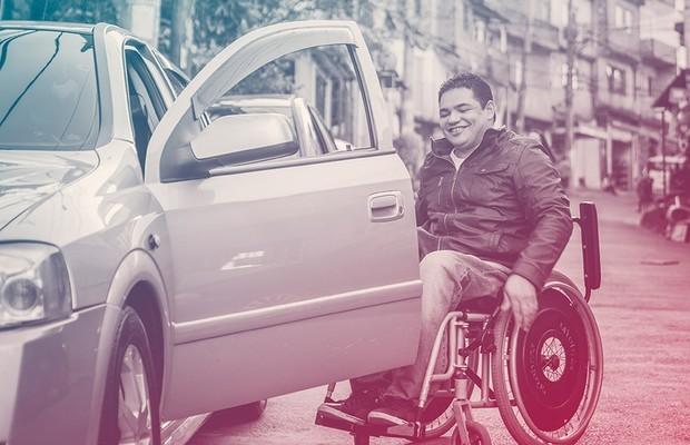 Carros adaptados-para-deficientes (Foto: Autoesporte)