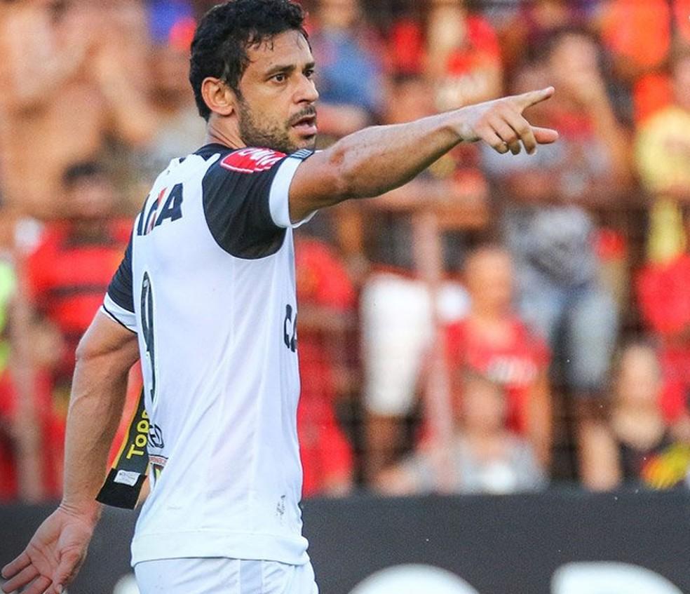 Fred é alvo do Flamengo para a próxima temporada  (Foto: Bruno Cantini / Atlético-MG)