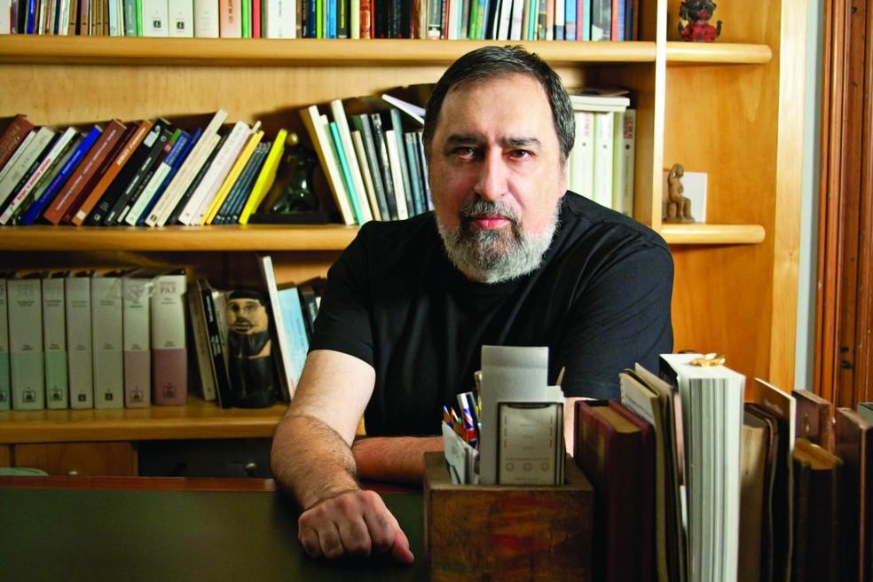 Fábio Campana era jornalista e morreu em Curitiba — Foto: Divulgação
