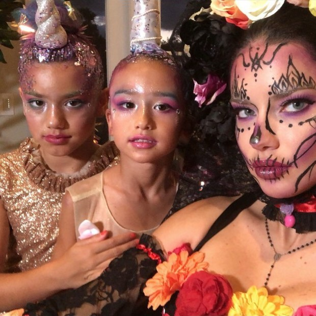 Halloween 2018 (Foto: Instagram/ Getty Images/ @byoliren x @fashiontomax/ Backgrid )