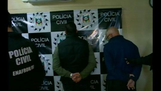 Polícia realiza operação para desarticular grupo suspeito de roubo de gado no RS