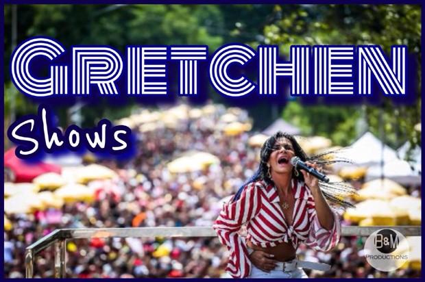 Gretchen fará nova turnê (Foto: Reprodução/Instagram)