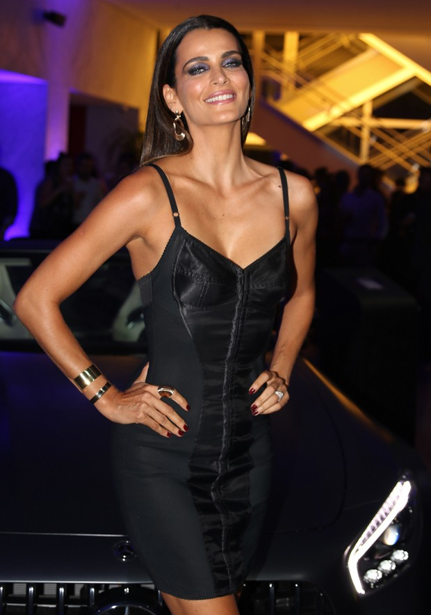 Fernanda Motta (Foto: Thiago Duran/AgNews)
