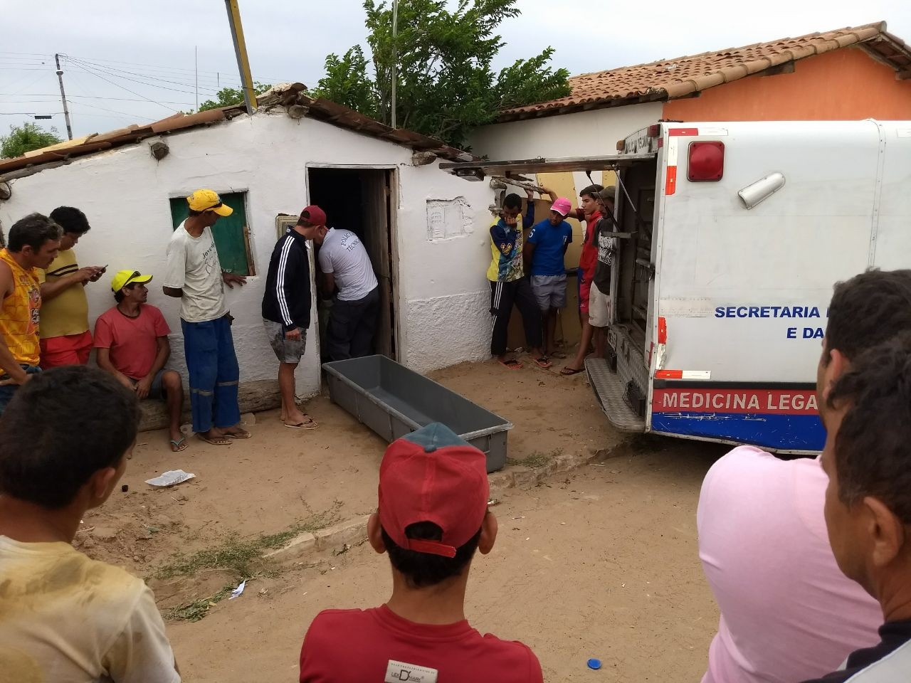 Três pessoas são executadas durante a madrugada em Jandaíra, RN