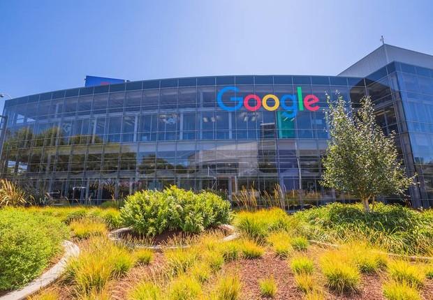 Sede do Google em Mount View, na Califórnia (Foto: Reprodução/Facebook)