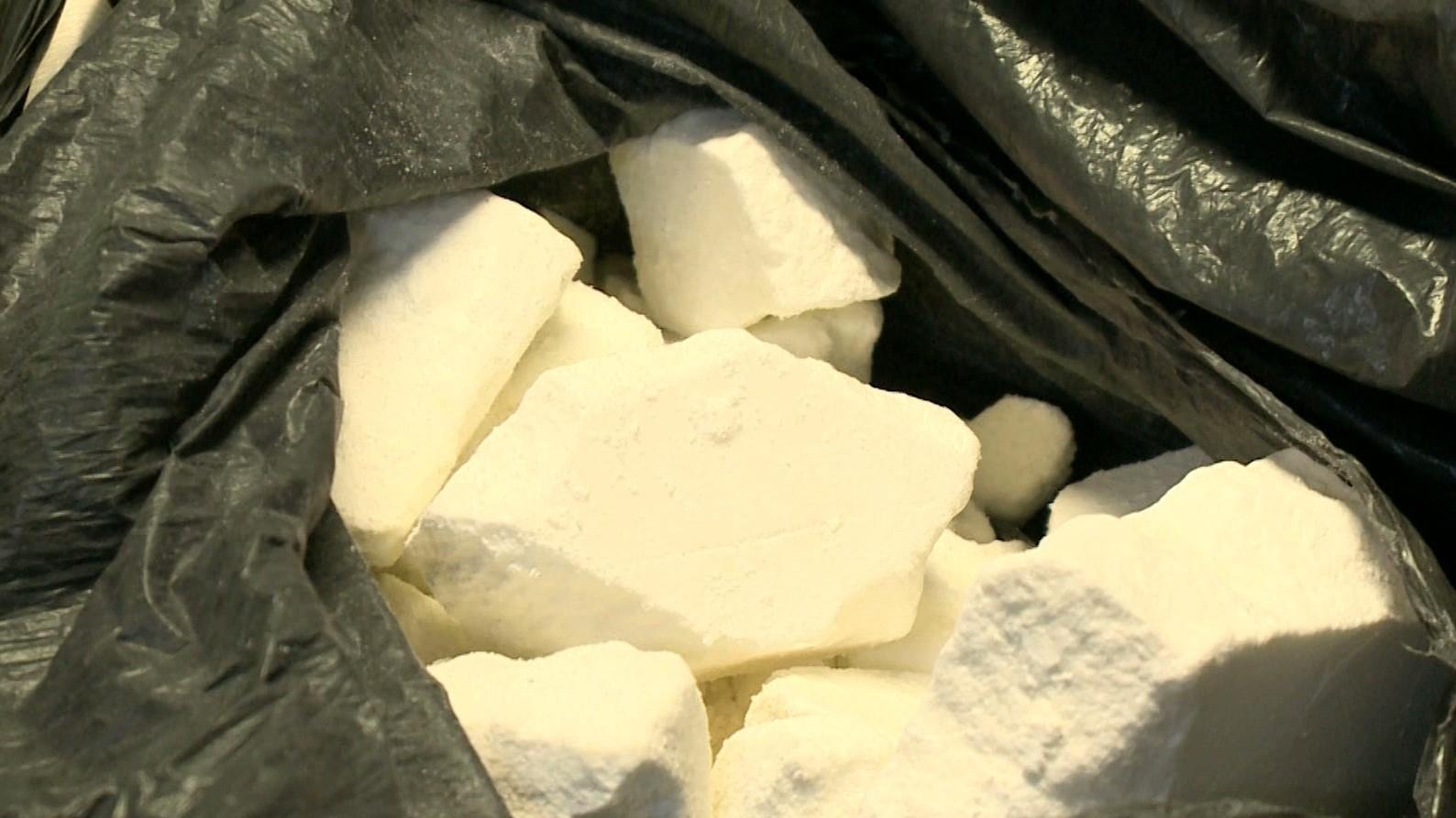 Grupo é preso com cerca de nove quilos de cocaína, em João Pessoa - Notícias - Plantão Diário