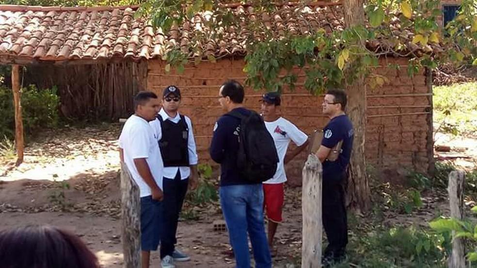 Família revelou que a vítima estava grávida de gêmeos. (Foto: Joselito Andrade)