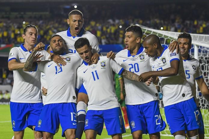 Resultado de imagem para BRASIL X BOLÍVIA: Renda do jogo de abertura da Copa América é a maior da história do futebol brasileiro