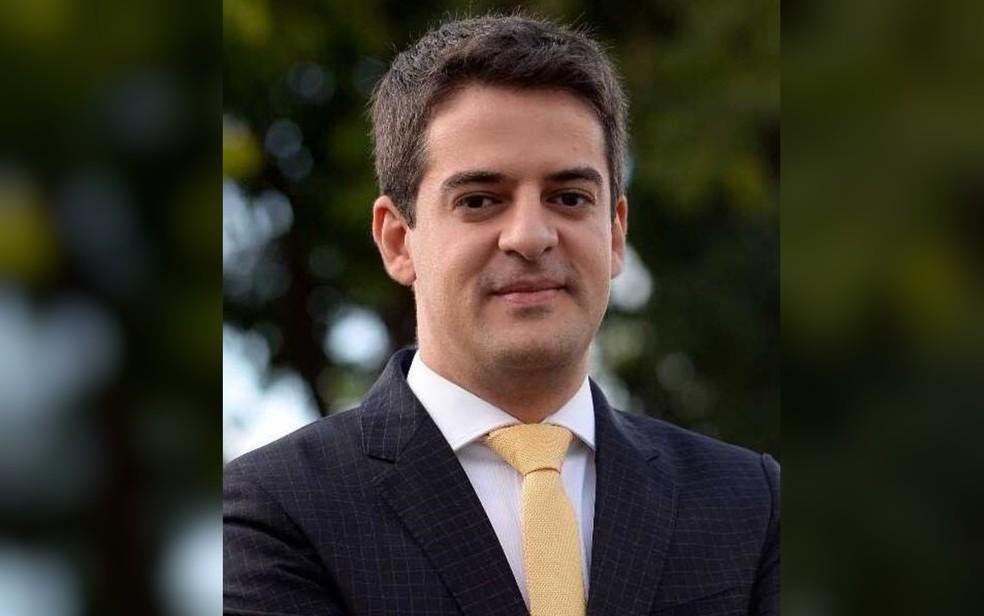 Ismael Alexandrino é o novo secretário de Saúde de Goiás — Foto: Divulgação