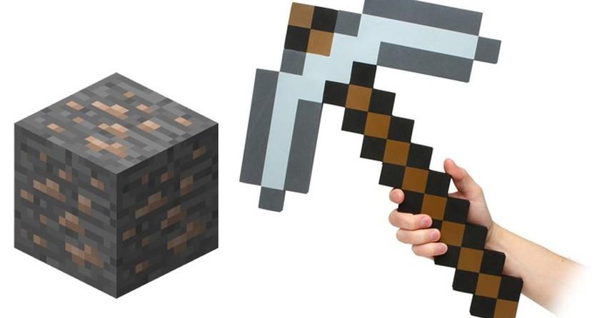 Minecraft: saiba como quebrar minérios no famoso jogo de blocos