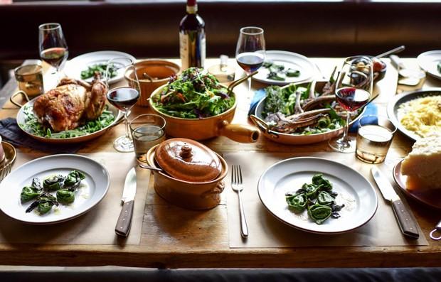 32 Melhores Restaurantes em São Francisco (Foto: Bonjwing Lee)