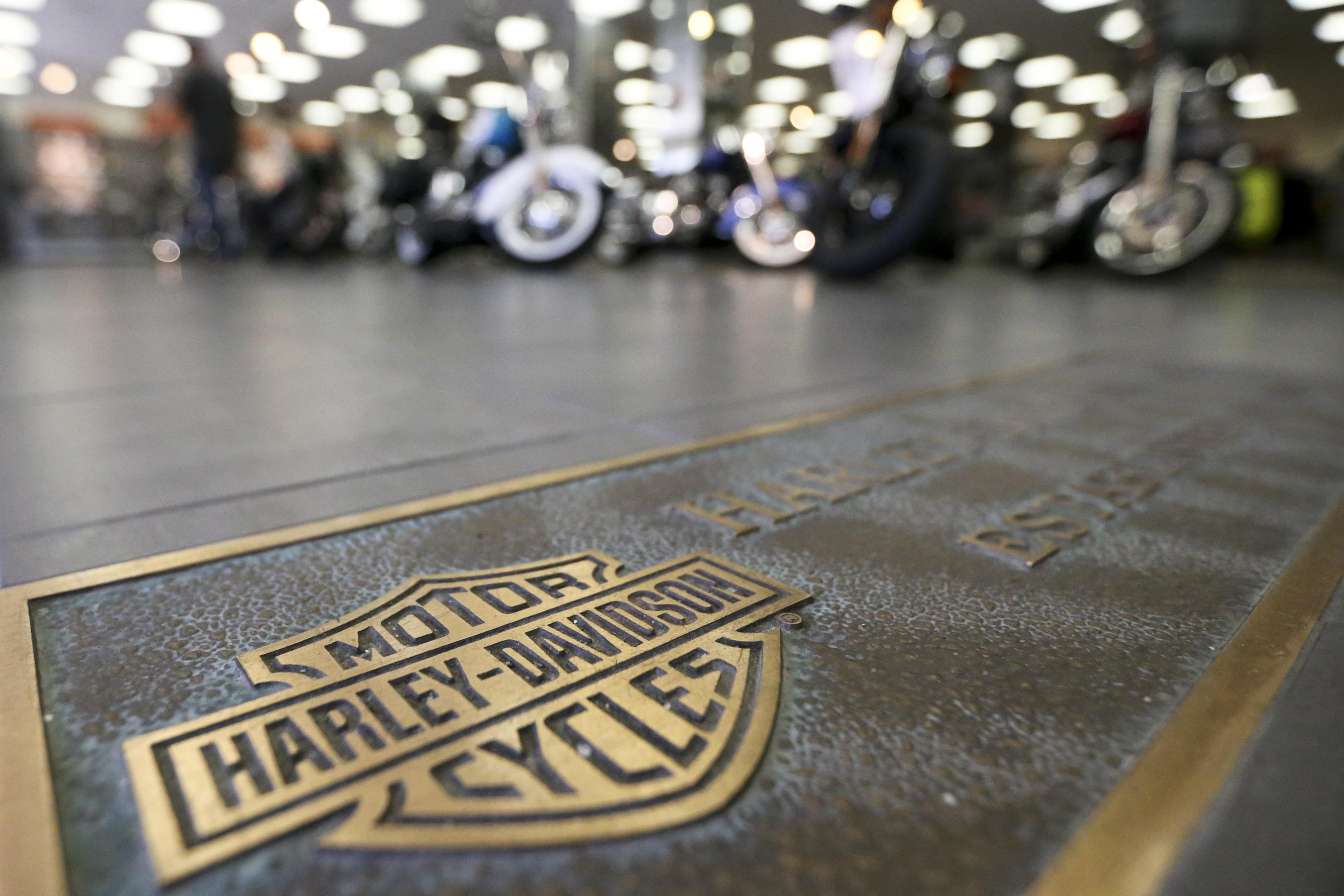 Harley-Davidson transferirá parte da produção para fora dos EUA por tarifas