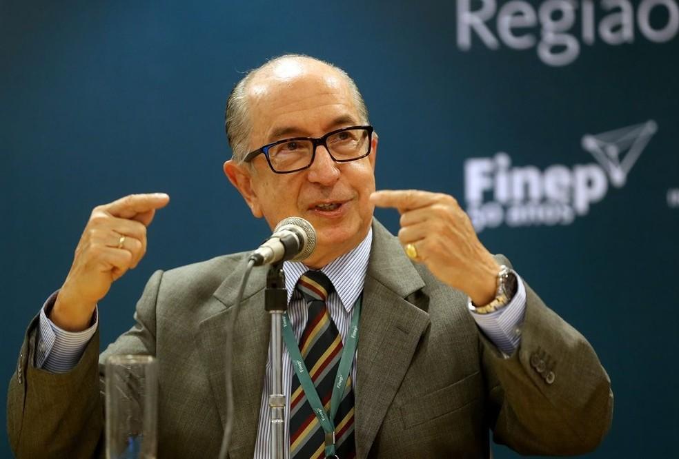 Marcos Cintra, novo secretário da Receita Federal — Foto: Wilson Dias/Agência Brasil
