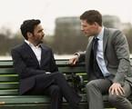 Caio Blat e James Norton em 'McMafia' | Reprodução