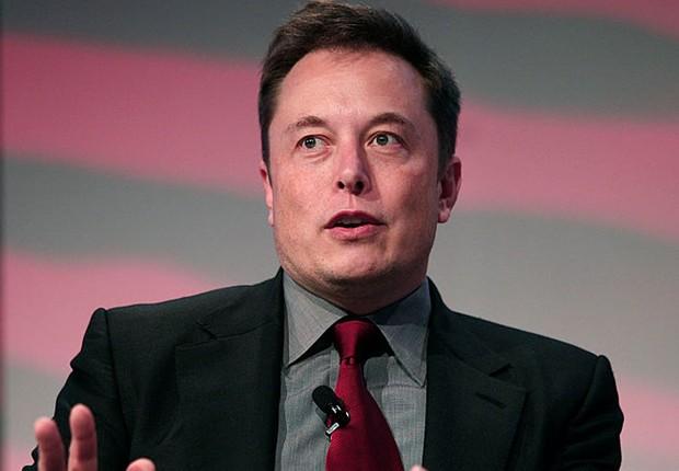 O CEO da Tesla Motors e da SpaceX, Elon Musk (Foto: Bill Pugliano/Getty Images)