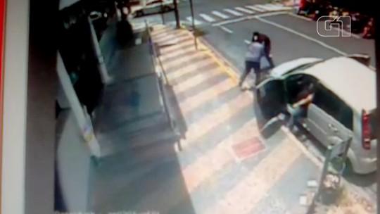 Polícia Civil faz buscas por suspeito de matar a tiros dono de lotérica durante assalto em Garça