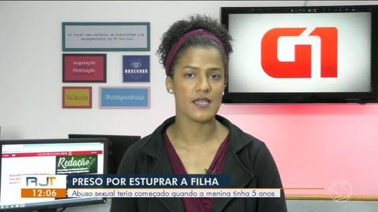 Polícia aponta que criança foi estuprada pelo pai por 7 anos; ele foi preso em Trajano de Moraes