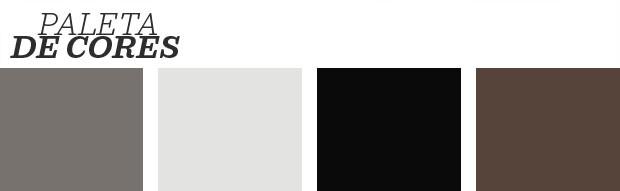 Décor do dia: quarto com cores neutras e toque industrial (Foto: Reprodução/Divulgação)