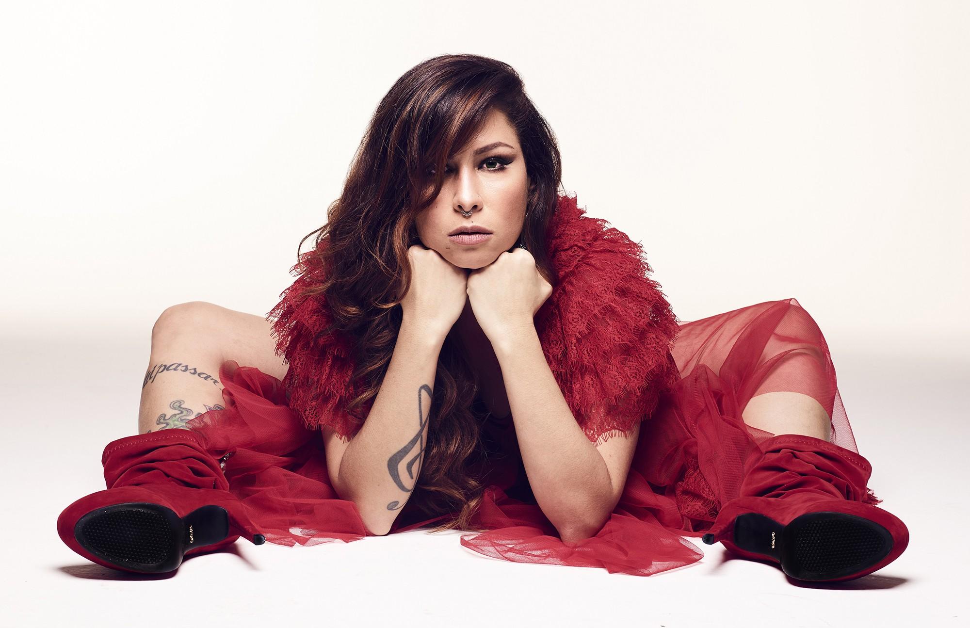 Pitty aciona no álbum 'Matriz' o 'motor' que Gal Costa religou no show 'A pele do futuro'