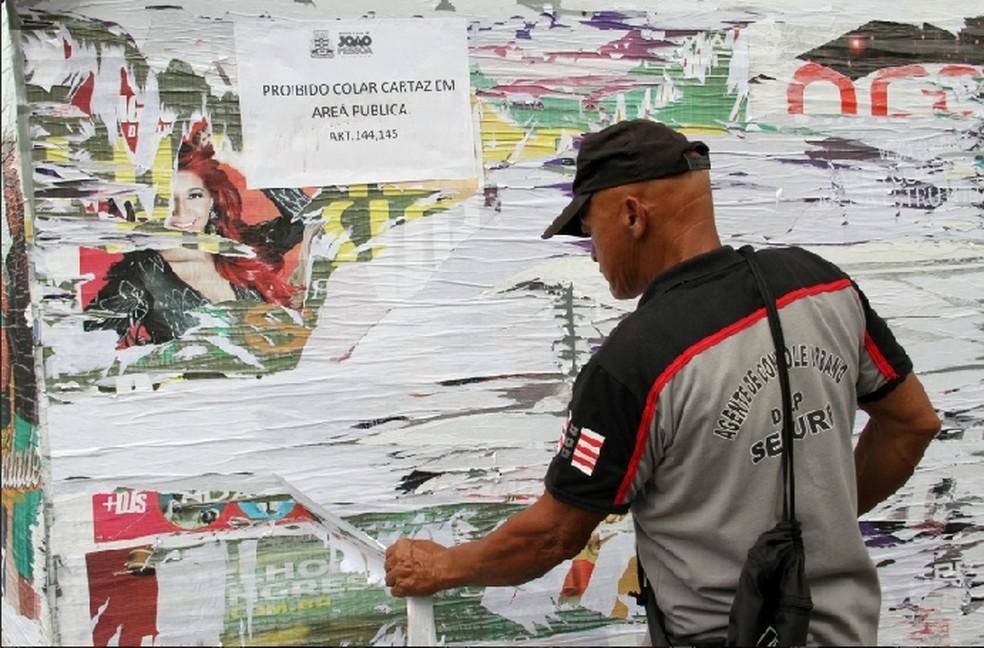 Concurso da Sedurb de João Pessoa oferece 70 vagas (Foto: Francisco França/Jornal da Paraíba/Arquivo)