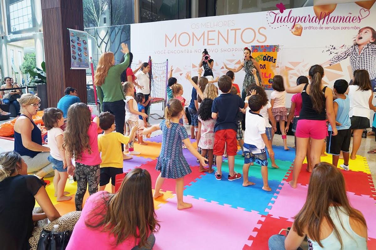 Shopping Valinhos oferece programação gratuita para crianças neste fim de semana