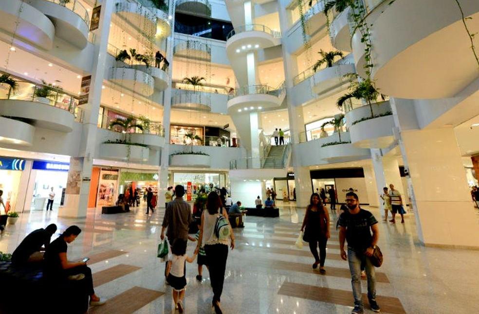 Shopping Barra, em Salvador — Foto: Divulgação
