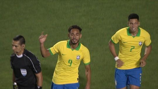 """Sem espaço no Corinthians, Araos ganha minutos na seleção sub-23 do Chile: """"Queremos resgatá-lo"""""""