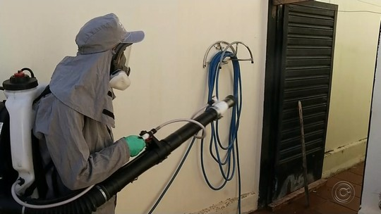 Morador que impedir nebulização em casa será multado em Catanduva