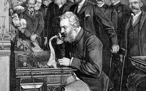 A combinação de fatores que levaram Graham Bell a inventar o ...