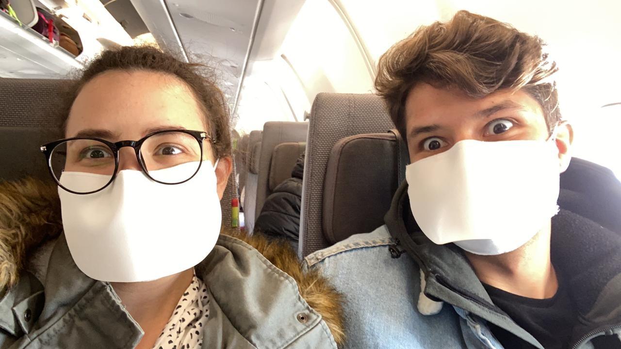 Após quase um mês tentando deixar Portugal, mulher grávida é repatriada e consegue voltar a Suzano com o marido