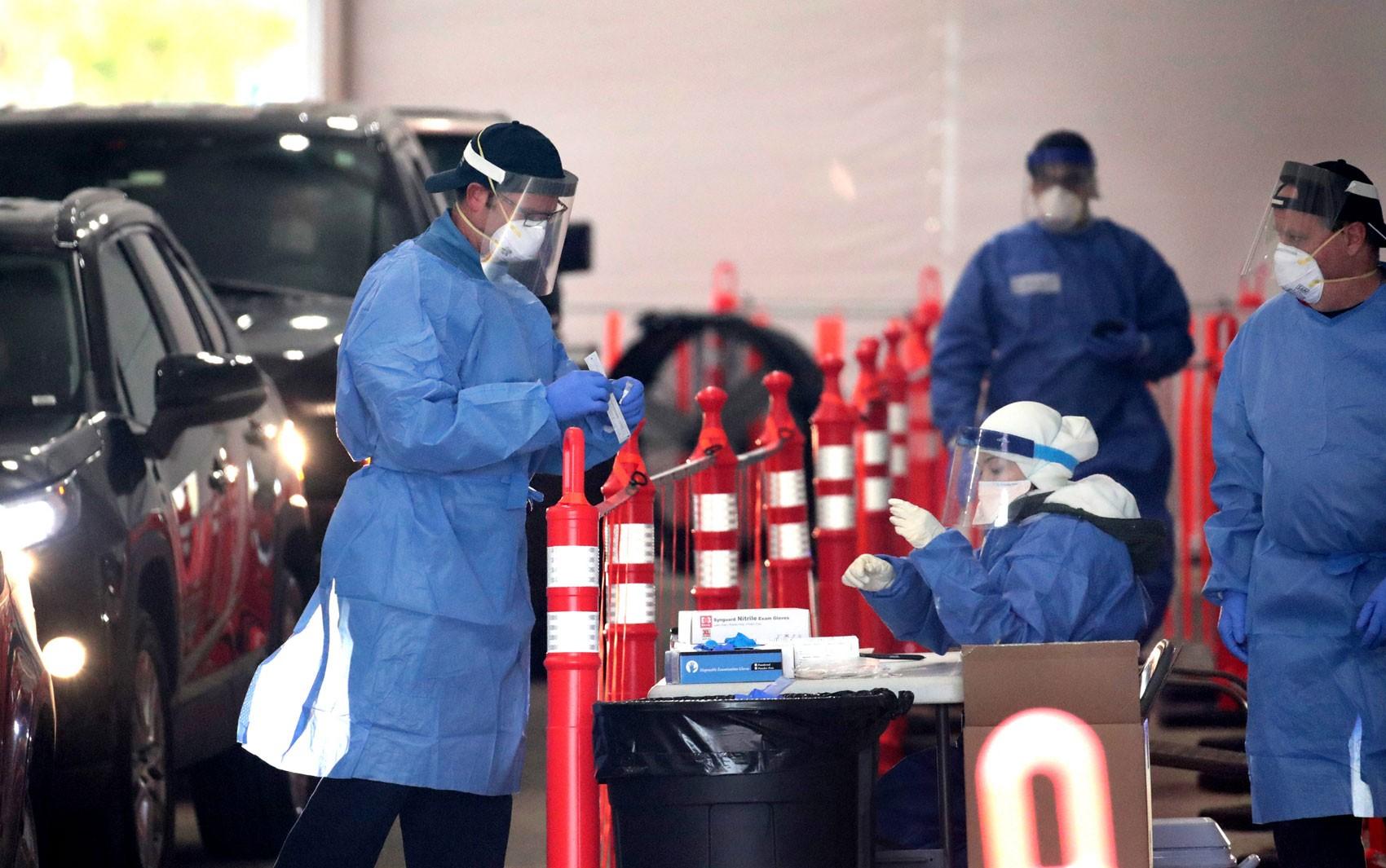 EUA registram 91 mil casos de coronavírus em 24 horas, maior número diário desde início da pandemia