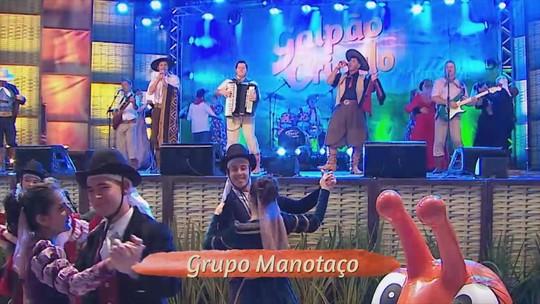 Tchê Guri, Julian e Juliano, Grupo Manotaço e Berenice Azambuja são as atrações do 'Galpão Crioulo' na Fenadoce, em Pelotas