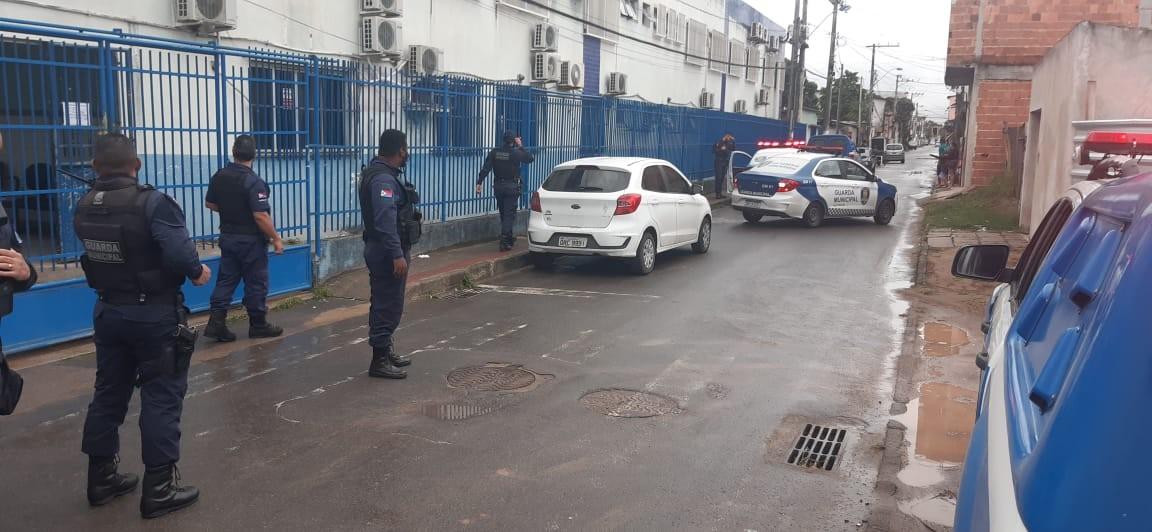 Unidade de saúde é fechada após troca de tiros em Vila Velha, ES