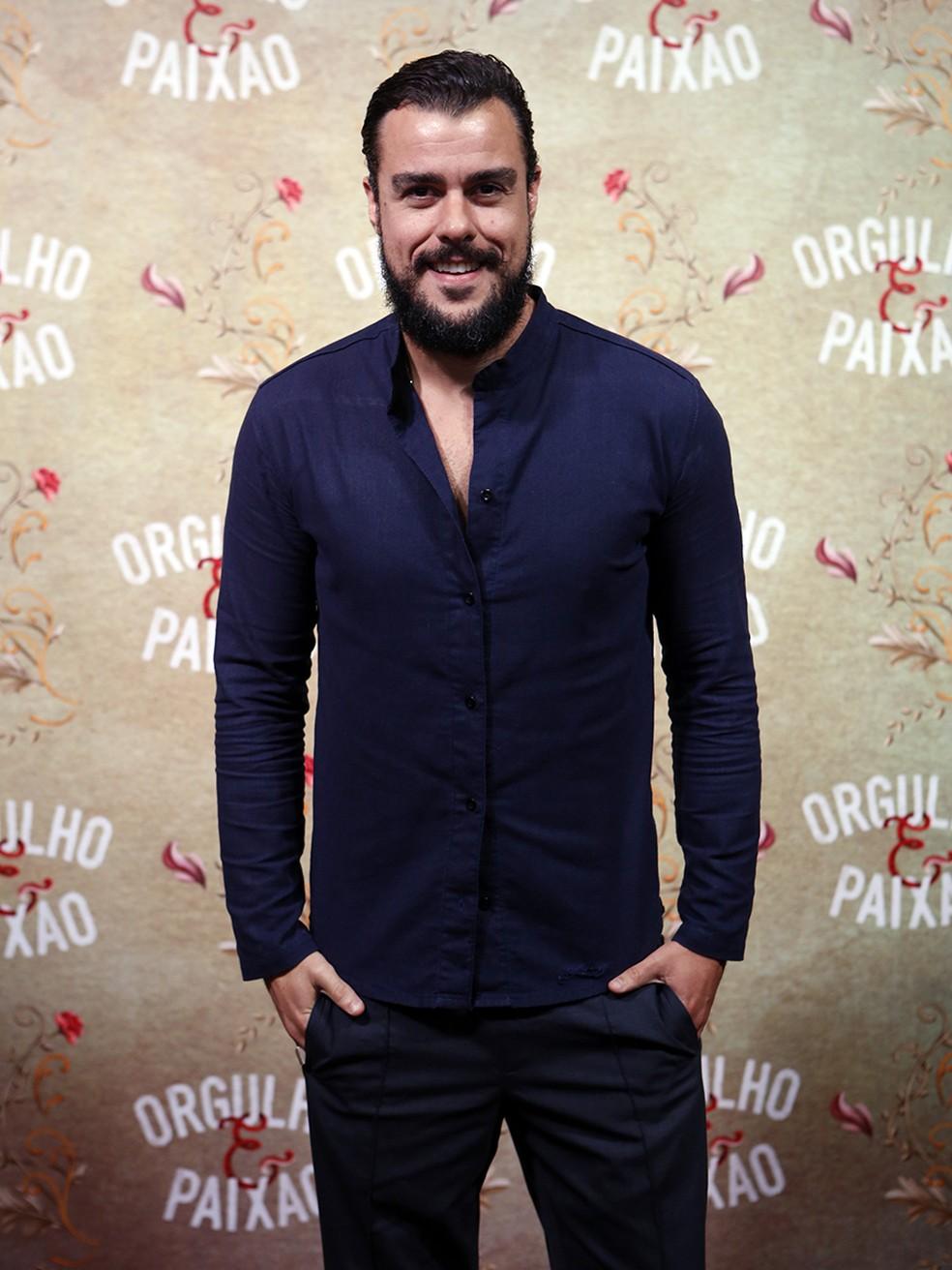 Joaquim Lopes (Foto: Fábio Rocha/Gshow)